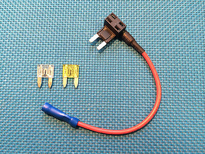 Mini Atm Fuse Box Tap Add A Fuse Kit 5A 7.5A 10A 15A 20A 25A 30A Flat Rate Ship
