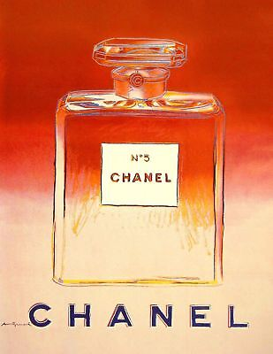 CHANEL PERFUME POSTER a - 4 SIZES YOU CHOOSE - UK SELLER