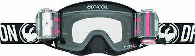 NFX2 GOGGLE COAL RRS W/DRAGON STRAP AND INJECTED CLEAR LENS Dragon Alliance Llc