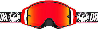 NFX2 GOGGLE FACTORY W/LUMA RED ION LENS Dragon Alliance Llc