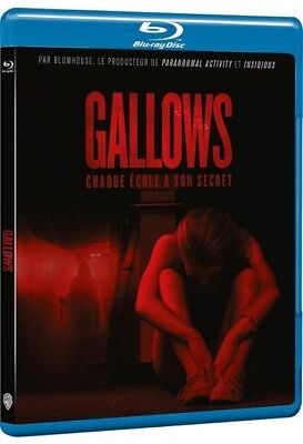 Gallows - BLU-RAY NEUF SOUS BLISTER