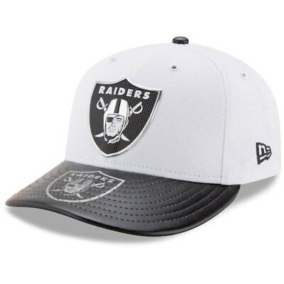 Oakland Raiders New Era 2017 NFL Draft On Stage Low Profile 59FIFTY Fitted  Hat - 43354c7e8