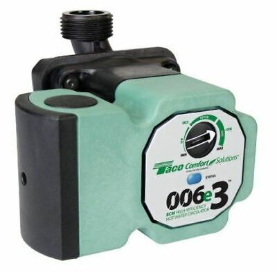 Taco 006e3 ECM High-Efficiency Hot Water Circulation Pump