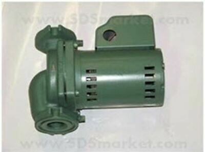 Taco 2400-20-3P Circulator Pump - Cast Iron - 1/6 HP