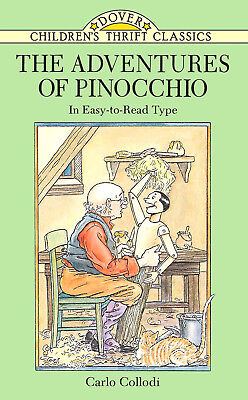 New Dover Children's Thrift Classics: The Adventures of Pinocchio by Franco