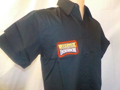 Woodstock bourbon dress shirt