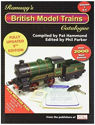 Ramsay's British Model Train Catalogue: 9 by Ramsays Book The Cheap Fast Free