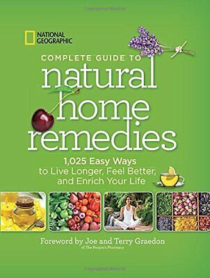 National Geographic Complete Guide to Natural Home Rem... by National Geographic