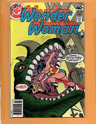 Wonder Woman #257 1st series July 1979 VF+ to VN/NM