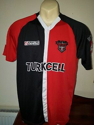 GAZIANTEPSPOR football Shirt Jersey Camiseta Lotto Turkey