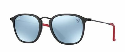 dce7ac9dc96 RAY-BAN RB2448NM SCUDERIA Ferrari Collection Sunglasses (Black ...