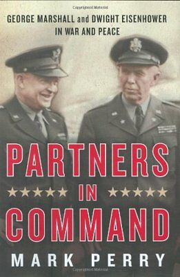 Partners in Command by Perry, Mark Paperback Book The Cheap Fast Free Post
