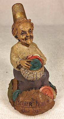 MOTHER OF PEARL-R 1992~Tom Clark Gnome~Cairn Item #5209~Ed #96~COA~Signed~Story