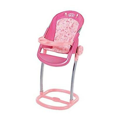 Zapf Creation  Baby Annabell High Chair Toy