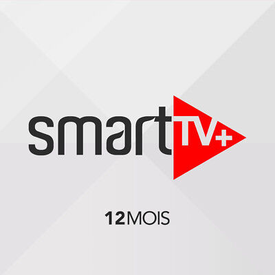 Smart Tv+ IPTV Subscription For 12 Months Compatible with all receivers Moresat