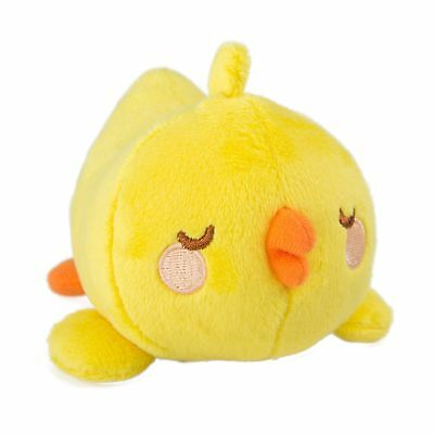 Molang Piu Piu, sleeping, plush, soft toy, great gift for kids from 3+ years...