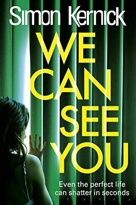 We Can See You by Kernick, Simon Book The Cheap Fast Free Post