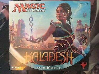 Mtg, 1x SEALED Kaladesh Bundle. English 2017