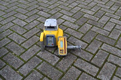 Spectra Trimble LL400HV Horizontal & Vertical Laser Level With Hl700 Receiver