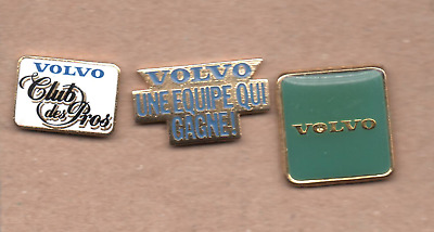 VOLVO Logo Collection of Beautiful Tie Lapel pin with clasps Version 2