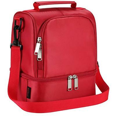 Lunch Bags Bag, Insulated Box For Kids/Men/Women/Adults, Thermal/Cooler Bento