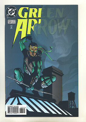 Green Arrow (1988) #137 NM DaMaggio Return of Oliver Queen Superman Final Issue