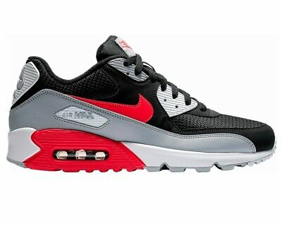 cheap for discount 4e31d 7b275 Nike Air Max 90 Essentielles Aj1285 012 Baskets Hommes Wolf Gris Noir
