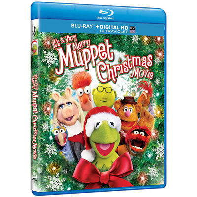 It's A Very Merry Muppet Christmas Movie (English) (Blu-ray)