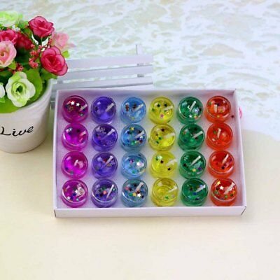 24 pieces festival items fashion Colored jelly candle -  18*12.5*2.5cm
