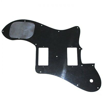 BT80869 72 Tele Fender Vintage Style Pickguard Electric Guitar Fitting - Black