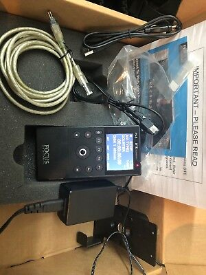 Focus FS-5 Portable DTE Recorder  100GB Direct Capture Device w/ mount, charger