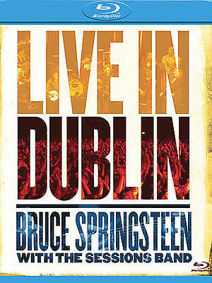 Bruce Springsteen - Live in Dublin [New Blu-ray], Factory Sealed