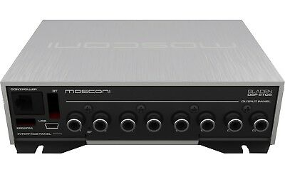 Gladen mosconi 6to8 Digitaler Sound Prozessor inkl. Bluetooth Adapter 499,-- EUR