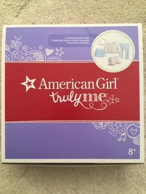 AMERICAN GIRL Truly Me Enchanting Winter OUTFIT ONLY for Dolls New In Box