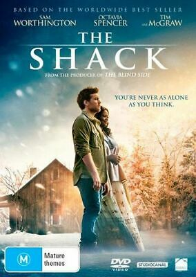 NEW The Shack DVD Free Shipping
