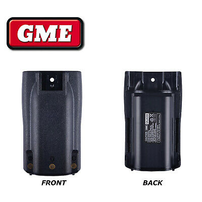 Genuine Gme Replacement Battery Pack For Tx6150 Tx6155 Tx685 Uhf Radio New Bp015