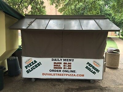 Mobile Vending Food Cart/Kiosk