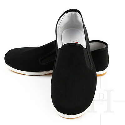 HOT! Kung Fu Shoes Slippers Dancing Tai Chi Shoes Rubber Sole Junior & Adults ZZ