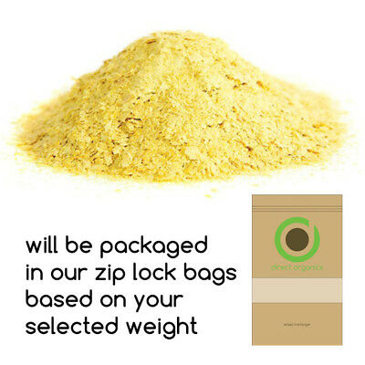 1kg PREMIUM NUTRITIONAL YEAST FLAKES - Same Day Dispatch + FREE POSTAGE!