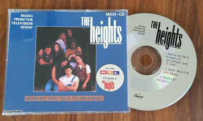 THE HEIGHTS - How Do You Talk To An Angel (Maxi CD)