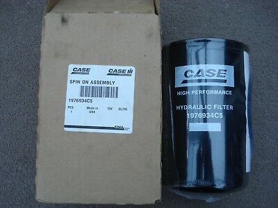 Case tractor hydraulic filter 1976934C5 Case IH , New Holland