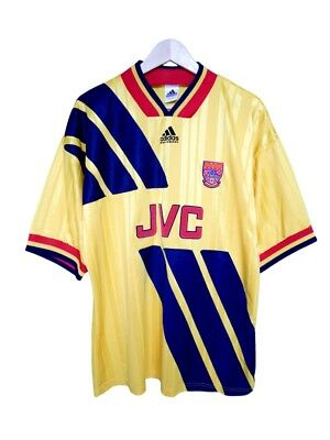 1c41078bffe ADIDAS ARSENAL 1993 1995 Away shirt (XL) - £70.00