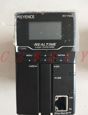 ONE USED Keyence KV-7500