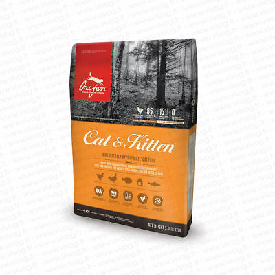 ORIJEN Cat & Kitten pour chat  5,4 kg