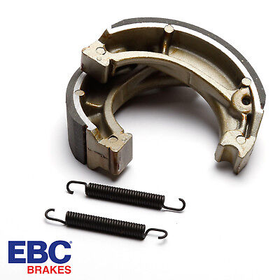 EBC Organic Brake Shoes and Spring Kit Y527 for Yamaha YN 100 99-03