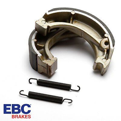 EBC Organic Brake Shoes and Spring Kit Y527 for Yamaha YBR 125 05-06