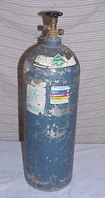 20 lb ALUMINUM CO2 Cylinder Tank LUXFER 3AL1800 As-Is Needs Inspection