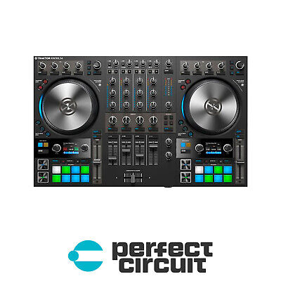 Native Instruments Traktor Kontrol S4 Mk3 Controller DJ NEW - PERFECT CIRCUIT