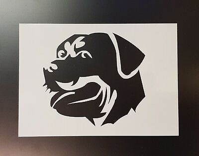 Spaniel dog wall art stencil,Strong,Reusable,Recyclable