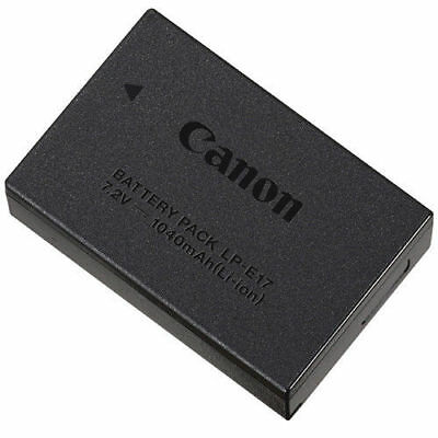 Canon LP-E17 Lithium-Ion Battery Pack BRAND NEW!!